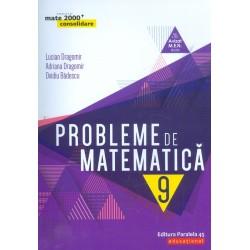Probleme de matematica,...