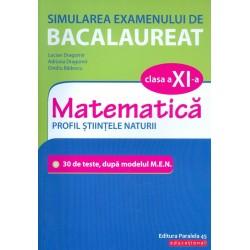 Matematica, clasa a XI-a....