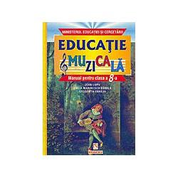 Educatie muzicala, clasa a...
