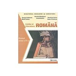 Limba si literatura romana, clasa a XI-a