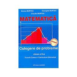 Matematica: culegere de...