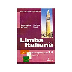 Limba italiana L3, clasa a X-a