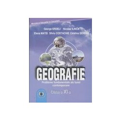 Geografie, clasa a XI-a