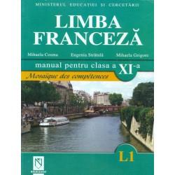 Limba franceza L1, clasa a...