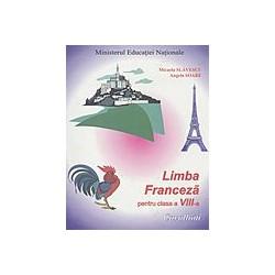 Limba franceza (L1), clasa...