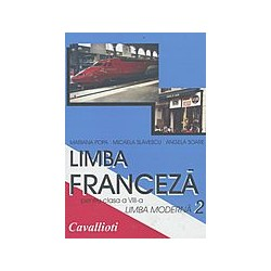Limba franceza (L2), clasa...