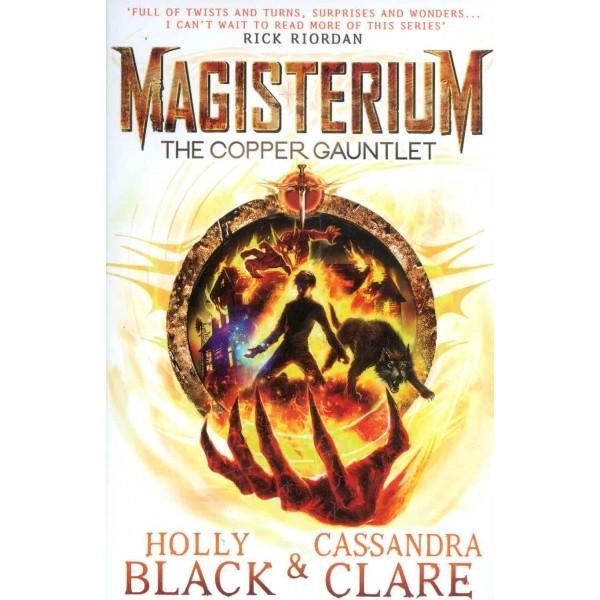 Magisterium - The Copper Gauntlet