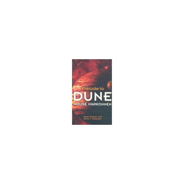 Prelude to Dune - House Harkonnen
