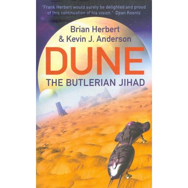 Dune - The Butlerian Jihad