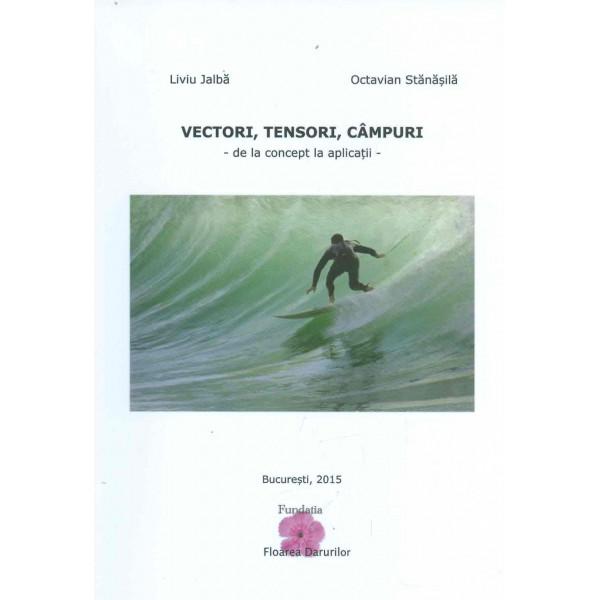 Vectori, tensori, campuri - De la concept la aplicatii