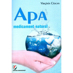 Apa. Medicament natural