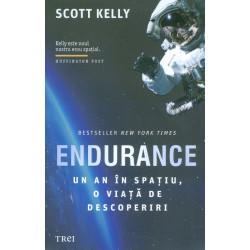 Endurance. Un an in spatiu,...