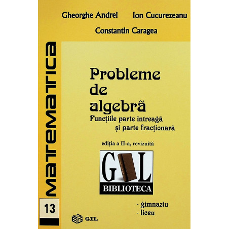 Probleme de algebra....