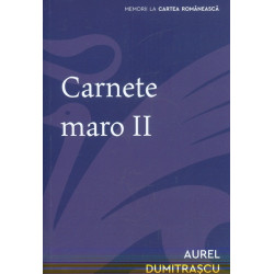 Carnete maro, vol. II