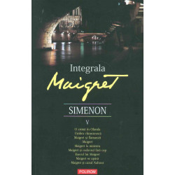 Integrala Maigret, vol. V