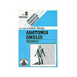 Anatomia omului, vol. II - Membrele