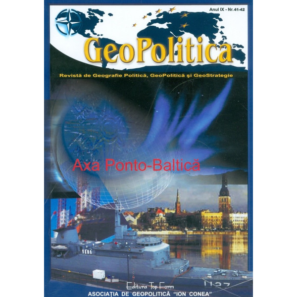 Muntenegru - Geopolitica si securitate.GeoPolitica. Revista de Geografie Politica, GeoPolitica si GeoStrategie, nr.67 (4/2016)