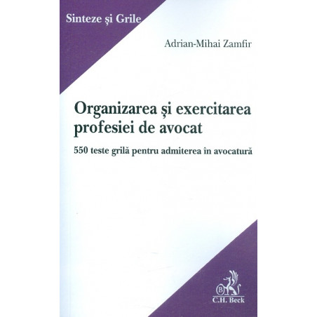 Organizarea si exercitarea...