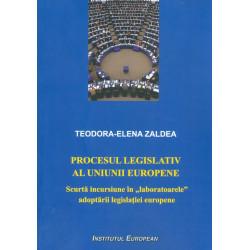 Procesul legislativ al...