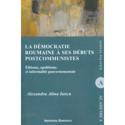 La democratie Roumaine a...