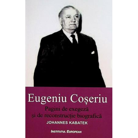 Eugeniu Coseriu. Pagini de...