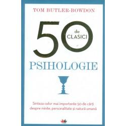 Psihologie - 50 de clasici