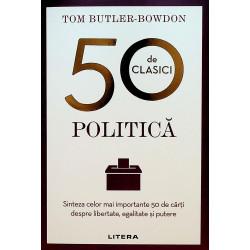 50 de clasici - Politica....