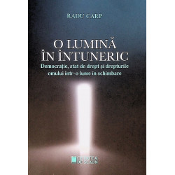 O lumina in intuneric....