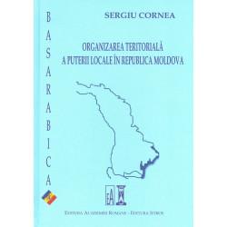 Organizarea teritoriala a...