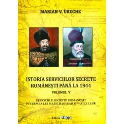 Istoria serviciilor secrete...