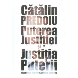 Puterea justitiei si...
