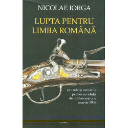Lupta pentru limba romana....