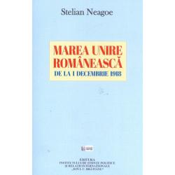 Marea Unire romaneasca de...