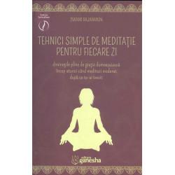 Tehnici simple de meditatie...