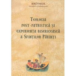 Teologia Post-Patristica si...