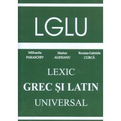 Lexic grec si latin universal