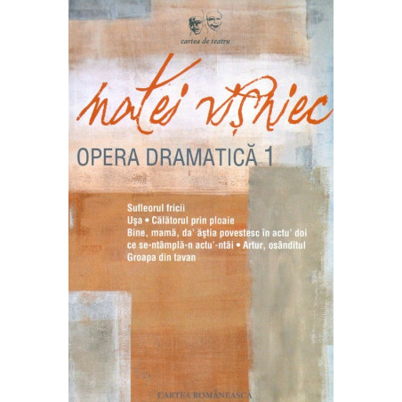 Opera dramatica, vol. I