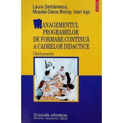 Managementul programelor de...