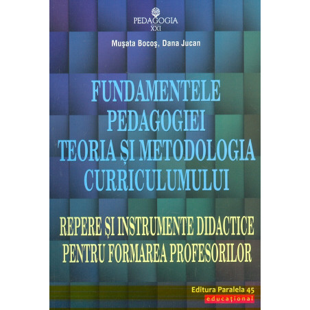 Fundamentele pedagogiei....