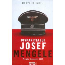 Disparitia lui Jose Mangele