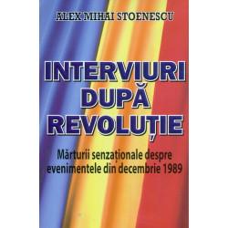 Interviuri dupa revolutie. Marturii senzationale despre evenimentele din decembrie 1989