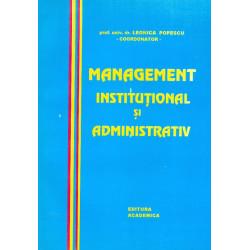 Management institutional si...