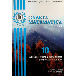 Gazeta matematica, nr.10/2020