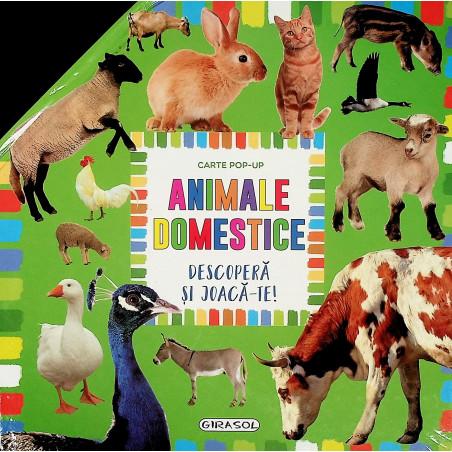 Animale domestice. Carte...