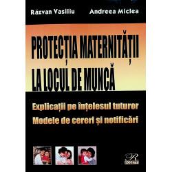 Protectia maternitatii la...