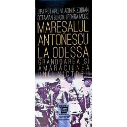 Maresalul Antonescu la...