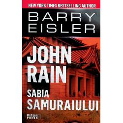 John Rain - Sabia samuraiului
