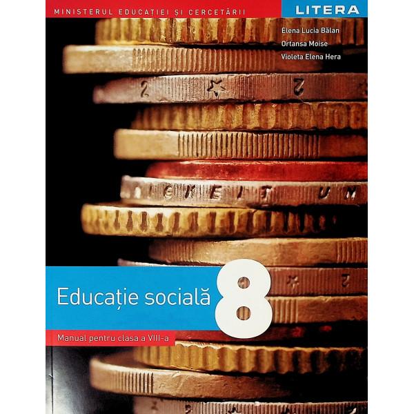Educatie sociala, clasa a VIII-a