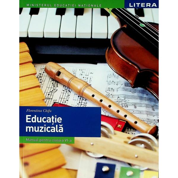 Educatie muzicala, clasa a VI-a