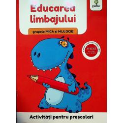 Educarea limbajului,...
